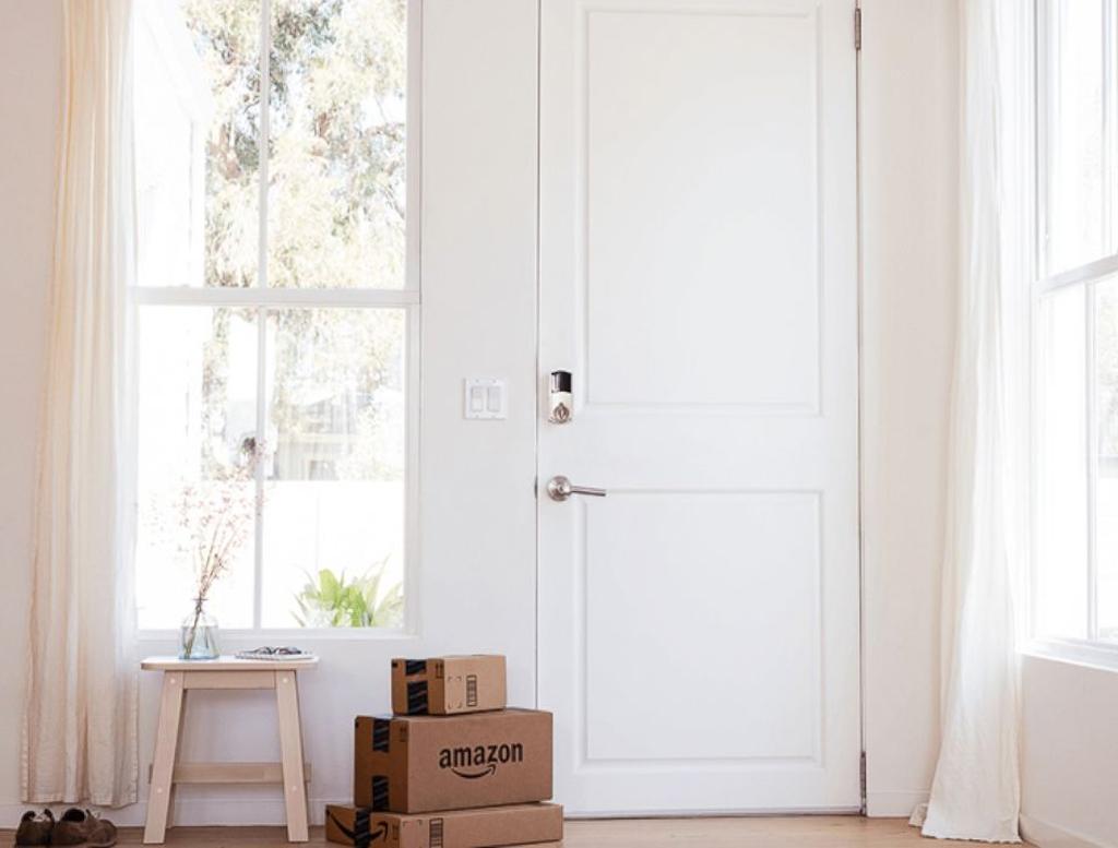 amazon key amazon liefert jetzt auch in die eigenen vier w nde. Black Bedroom Furniture Sets. Home Design Ideas