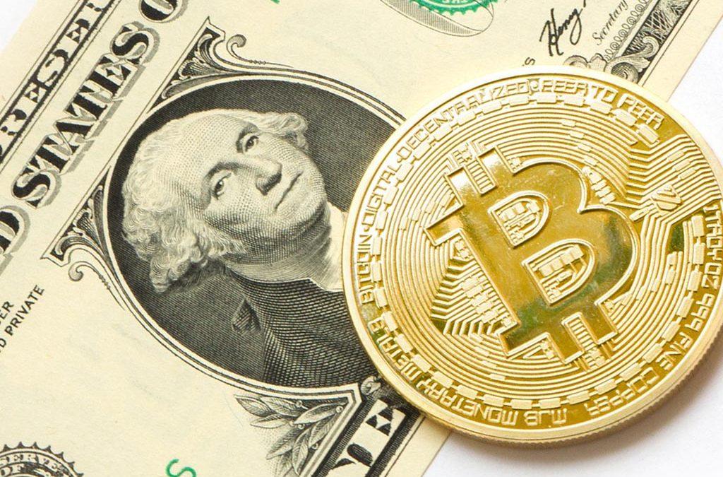 Bitcoin knackt erstmals 9.000 Dollar Marke