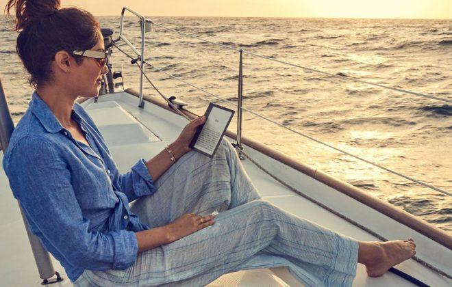 Kindle Oasis- Was kann Amazons neuer teurer E-Reader