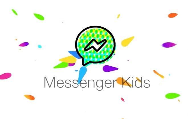 Facebook launch Messenger Kids für Kinder unter 13 Jahren