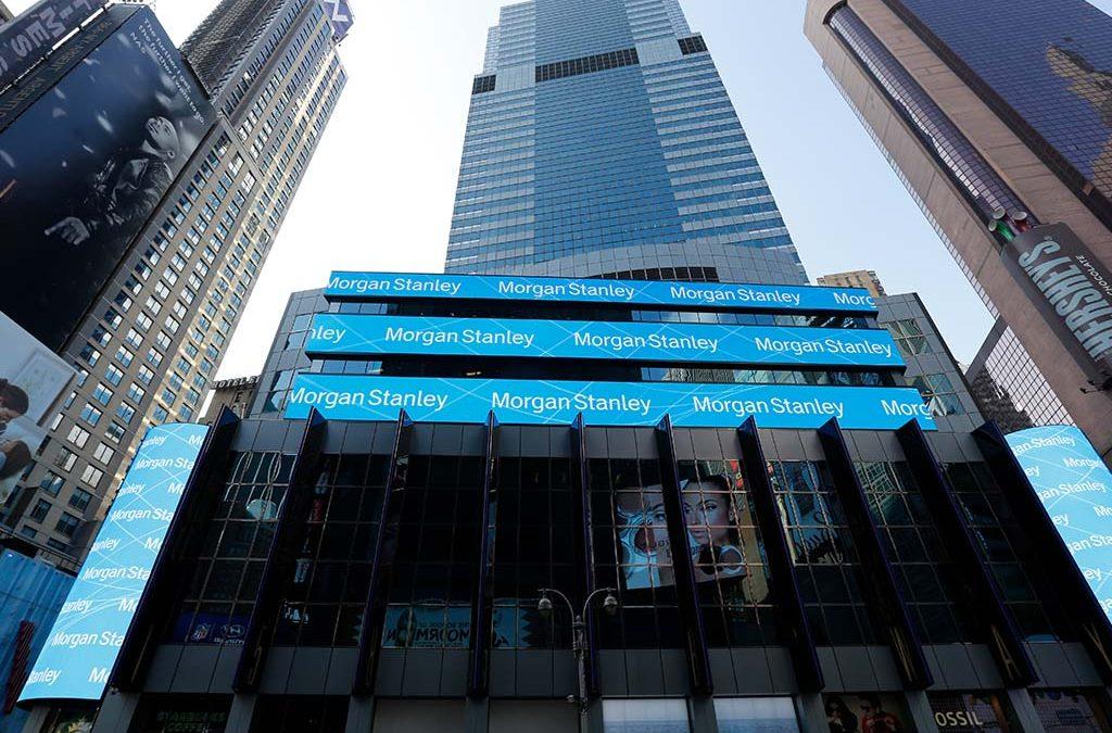 Morgan Stanley steigt bei der deutschen FinTech Group ein