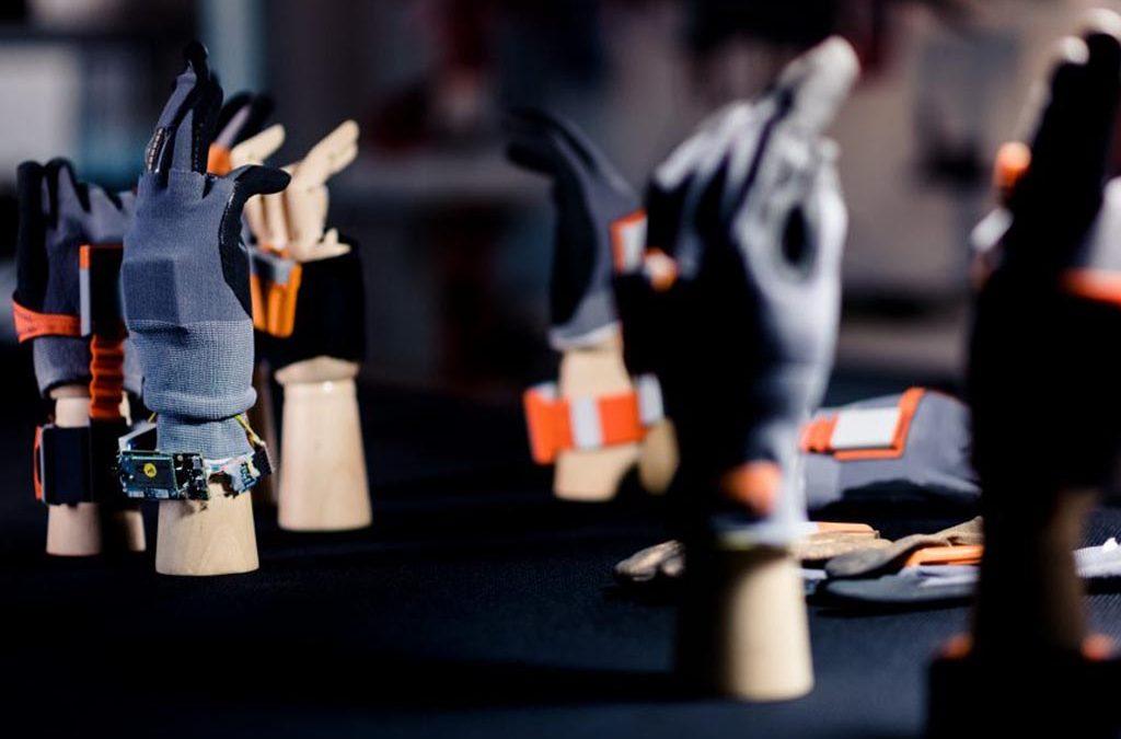 ProGlove - erneut 5,5 Millionen für intelligente Handschuhe