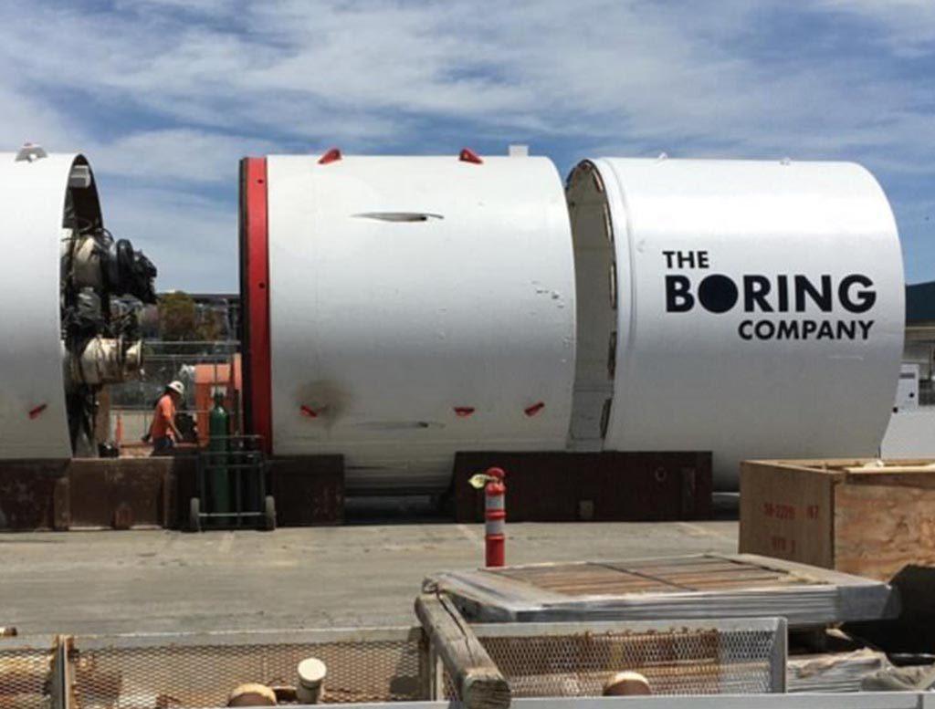 The Boring Company - Elon Musk sammelt knapp 113 Millionen Dollar ein