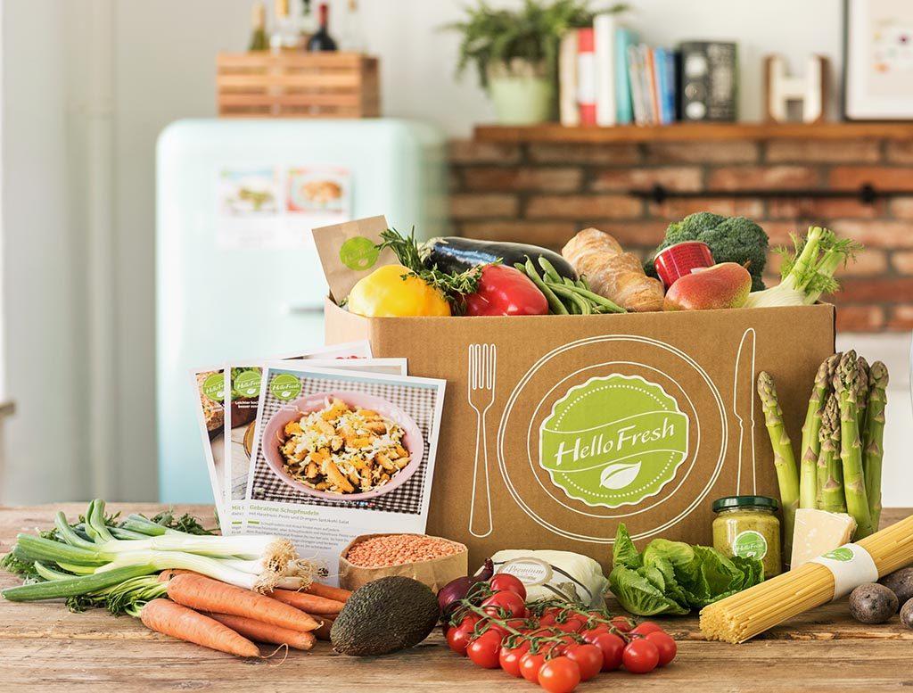 Hello Fresh expandiert erneut - neue Produkte und neue Zielgruppe im Fokus